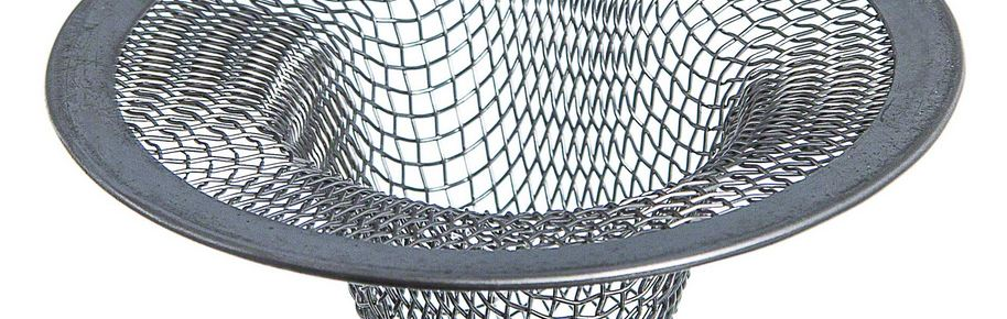 Sink strainer and drain screen | protect your drain!