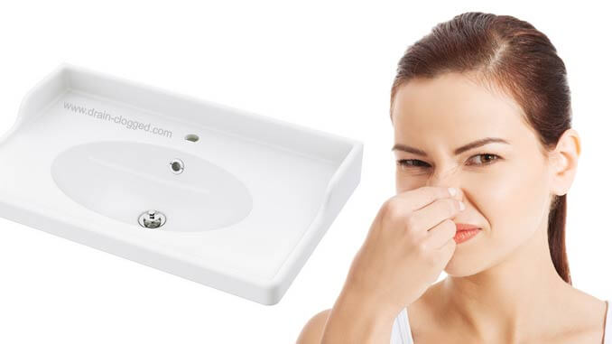 Best ways on how to get rid of bad odor in the drain / sink