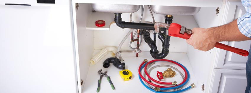 Call a plumber to remove the gurgling drain / sound in your sink